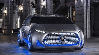 Mercedes-Benz создаст новый эко-бренд 3