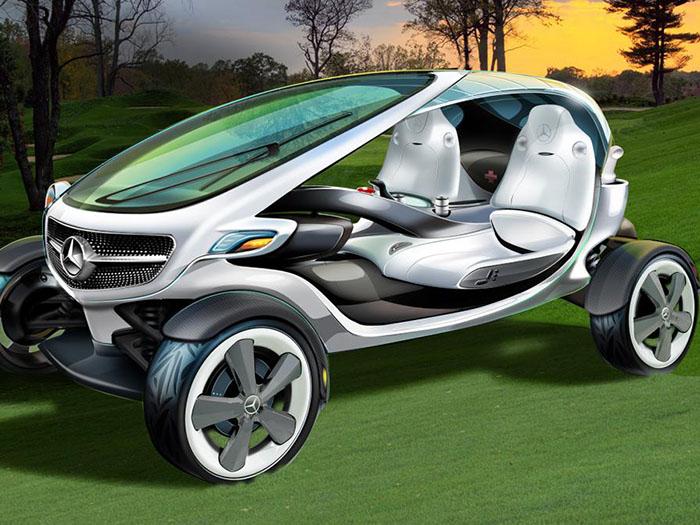 Mercedes-Benz создаст новый эко-бренд 2