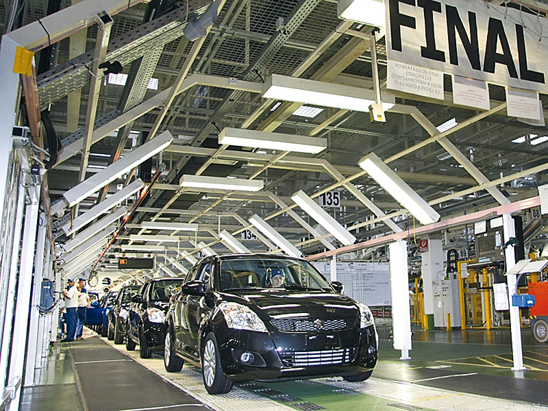 Компания Suzuki призналась в нарушении законодательства 1