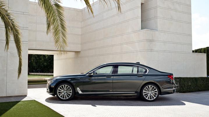 BMW 7-series оснастили самым мощным в мире турбодизелем 1