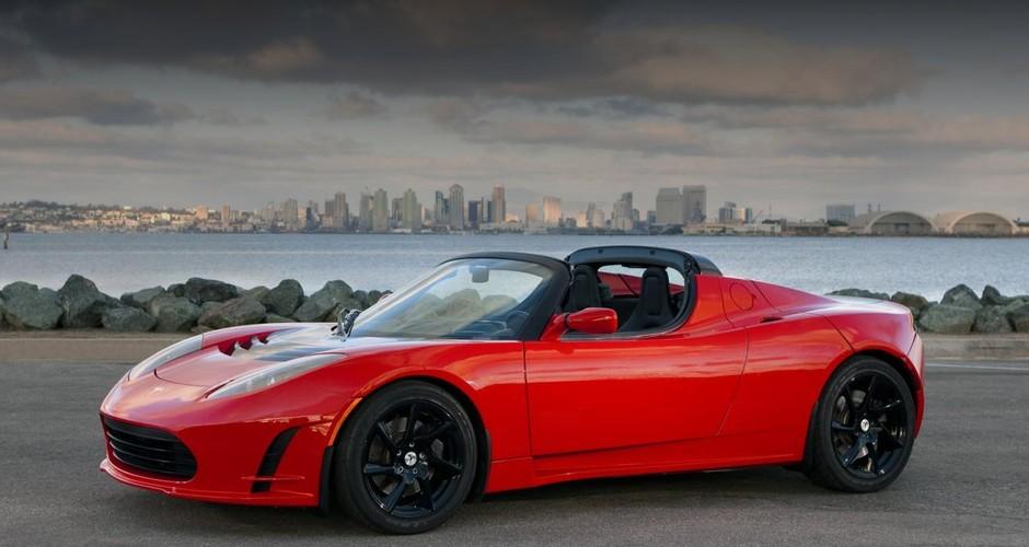 Новая модель Tesla Motors стала неожиданностью для автолюбителей 2