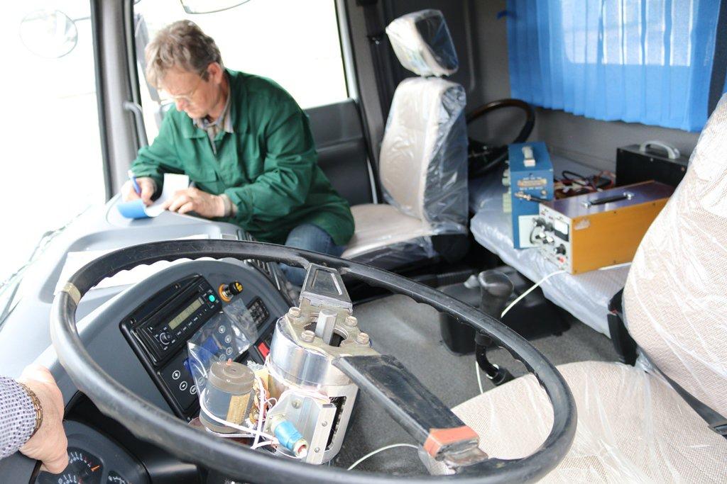 Автомобили КрАЗ получат турецкие рулевые механизмы 1