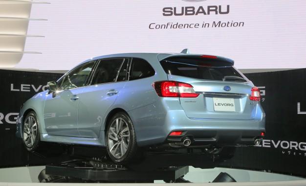 Subaru выпустит новую «заряженную» модель 2
