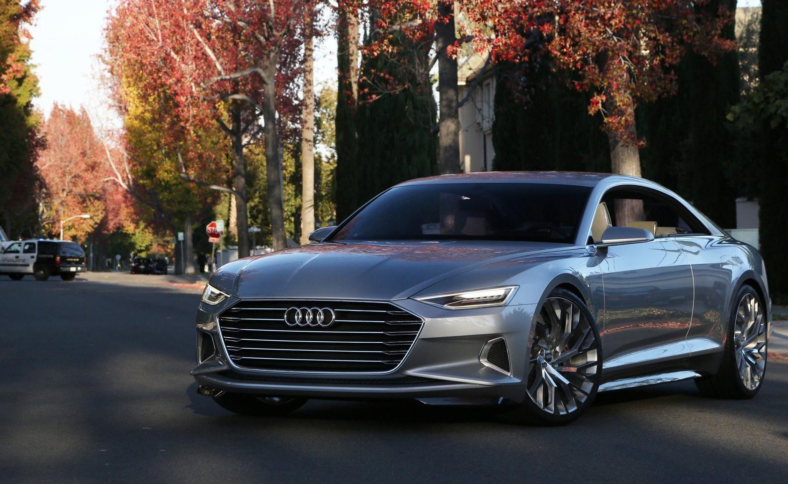Компания Audi шокировала своими новыми планами 3