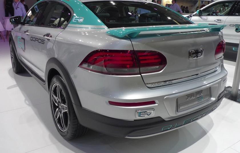 Новый электромобиль способен пройти 350 км на максимальной скорости 2