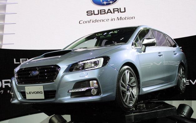 Subaru выпустит новую «заряженную» модель 1