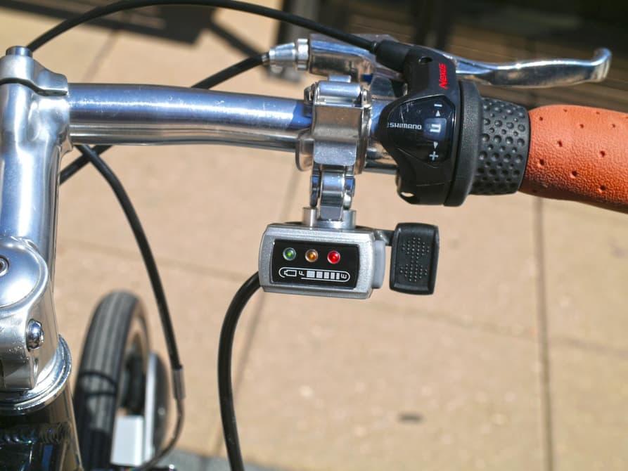 Инженеры превратили велосипед в электробайк 3