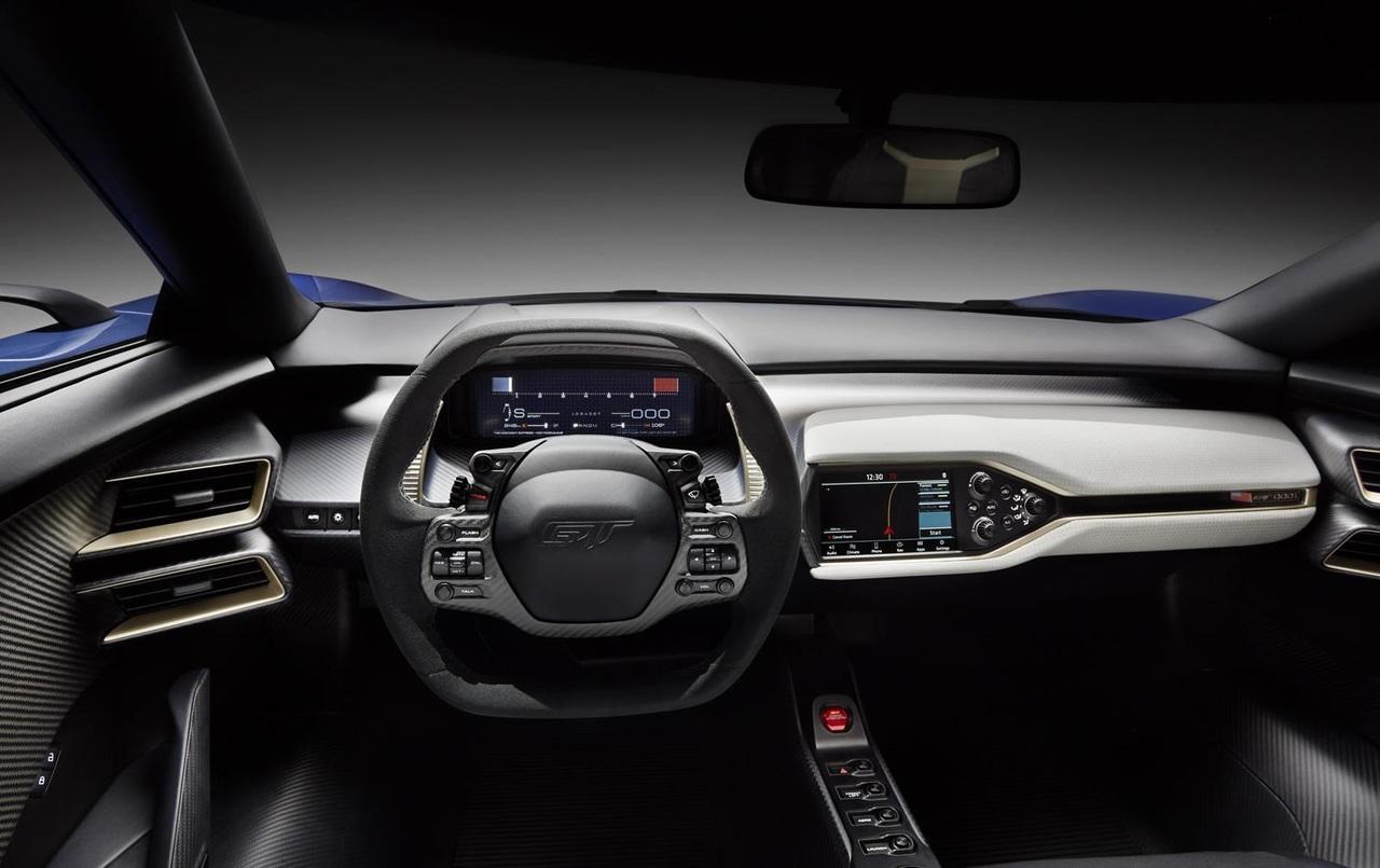 Желающих заказать новый Ford GT оказалось в 13 раз больше, чем машин 3