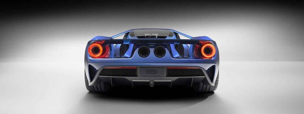 Желающих заказать новый Ford GT оказалось в 13 раз больше, чем машин 4