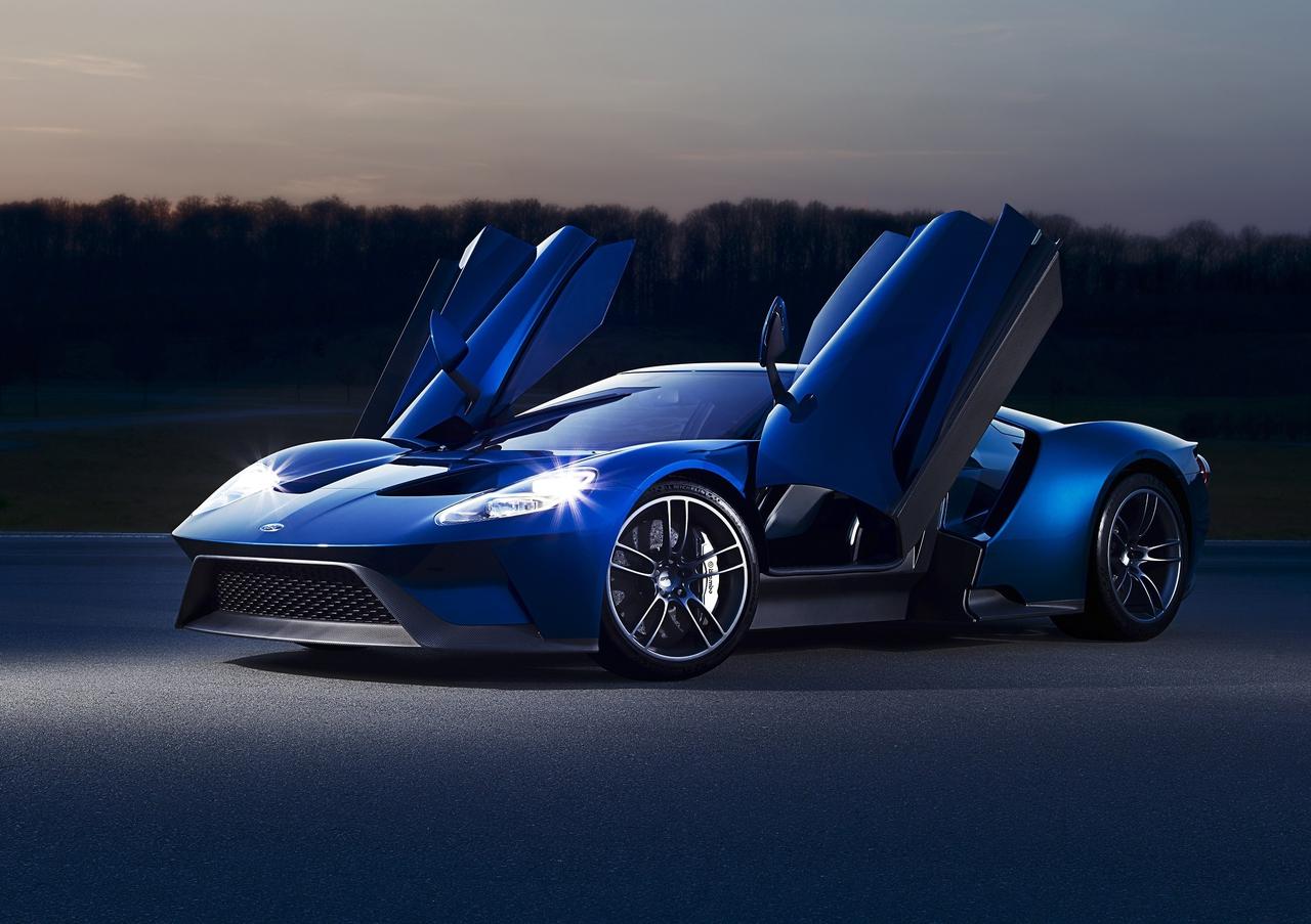 Желающих заказать новый Ford GT оказалось в 13 раз больше, чем машин 1