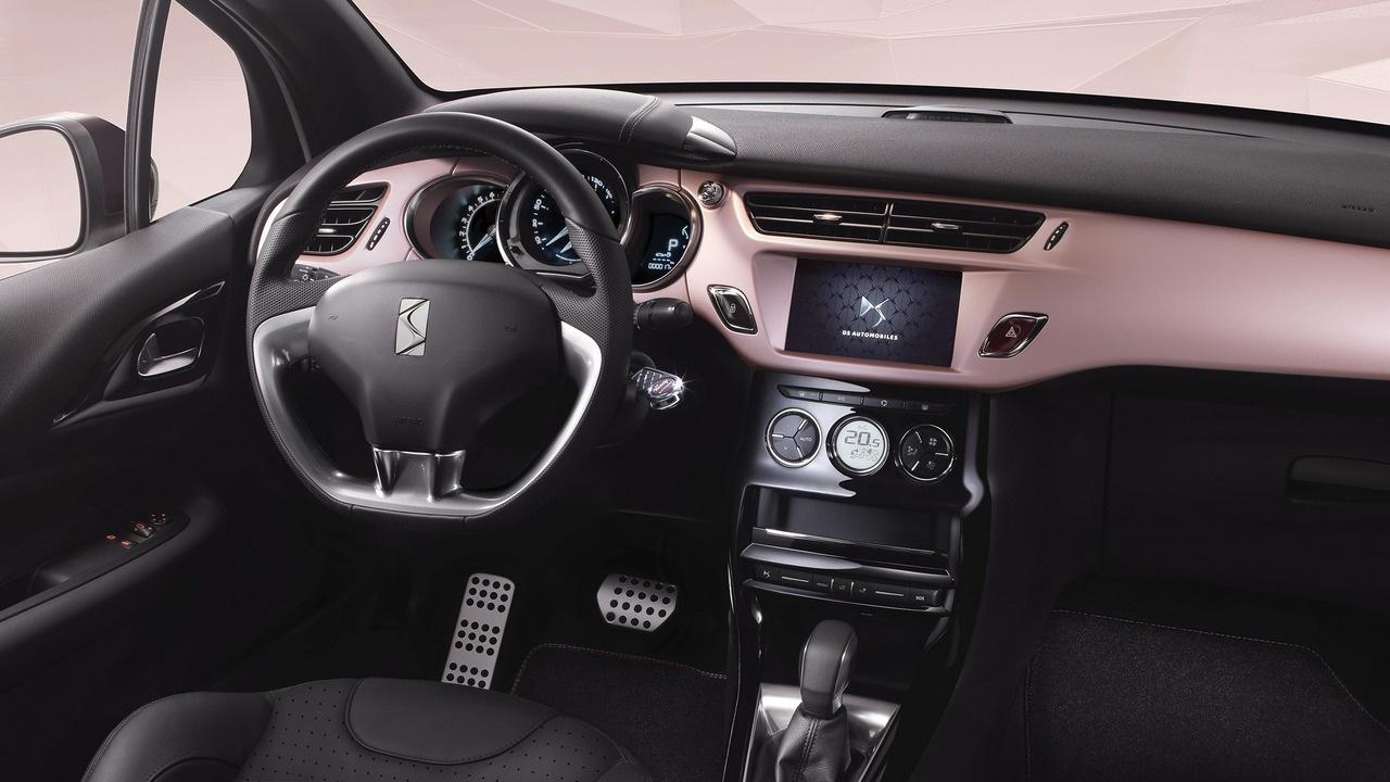 Компания DS презентовала лимитированную серию «авто для женщин» 2