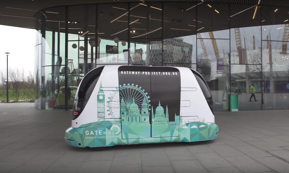 Общественный транспорт в Лондоне заменят автономные капсулы 1