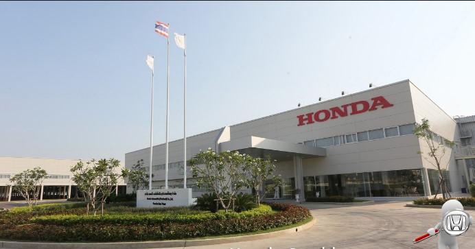 Компания Honda открывает завод в Таиланде 2