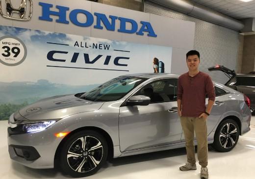 Компания Honda открывает завод в Таиланде 1