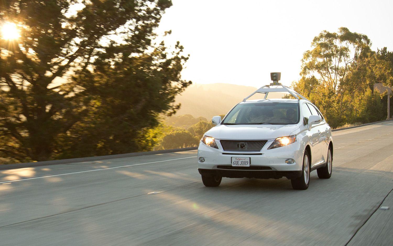 Компания Google нанимает людей для тестов беспилотных автомобилей 2