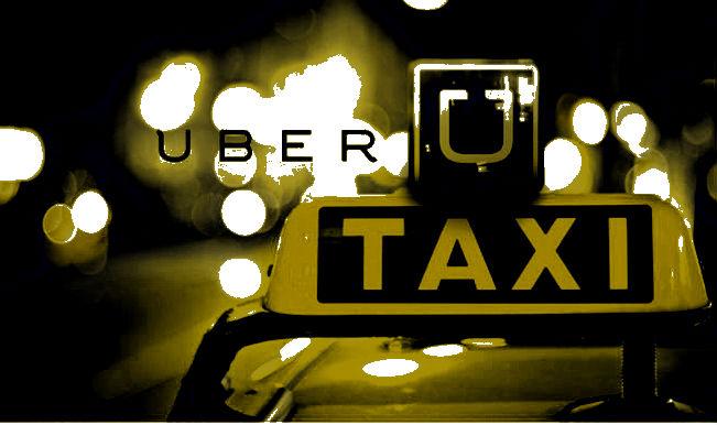 Такси Uber стало бесплатным 1