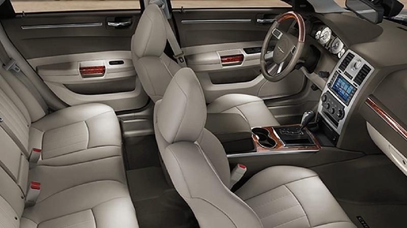 Chrysler 300 получит систему полного привода 2