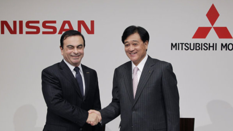 Компания Nissan покупает Mitsubishi Motors 1