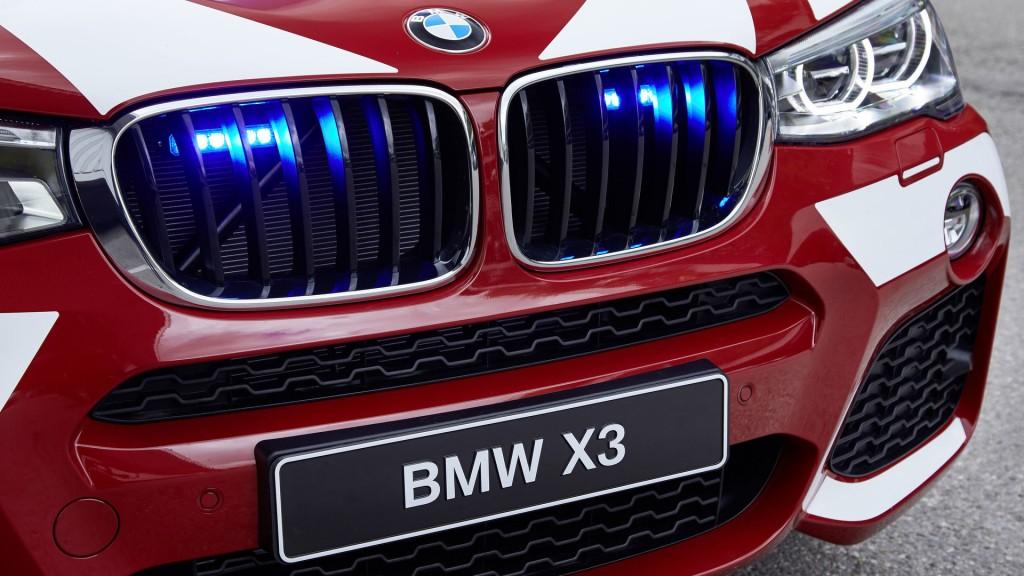 Компания BMW будет выпускать автомобили для полиции и экстренных служб 2