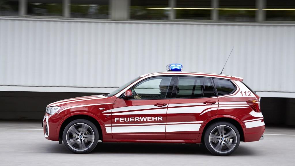 Компания BMW будет выпускать автомобили для полиции и экстренных служб 1