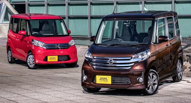 В Японии существенно снизились продажи малолитражных автомобилей 2