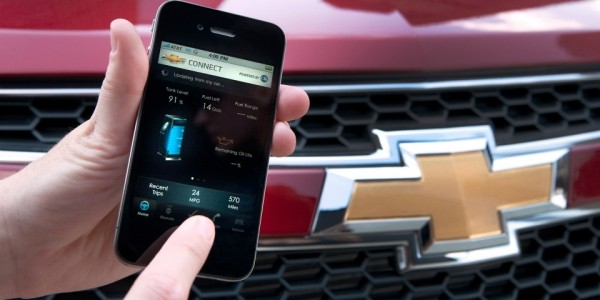 Автомобили Chevrolet будут сами «предупреждать» о будущих поломках 1
