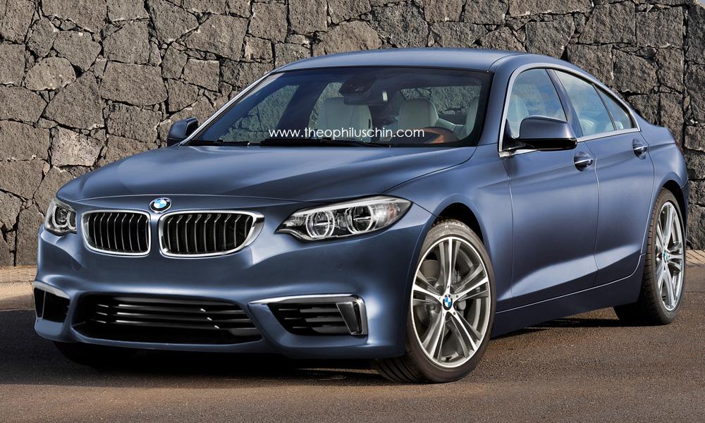 Компания BMW презентует очень маленький хэтчбек 2