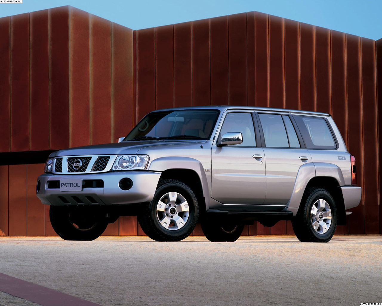 Легендарный Nissan Patrol снимают с производства 1