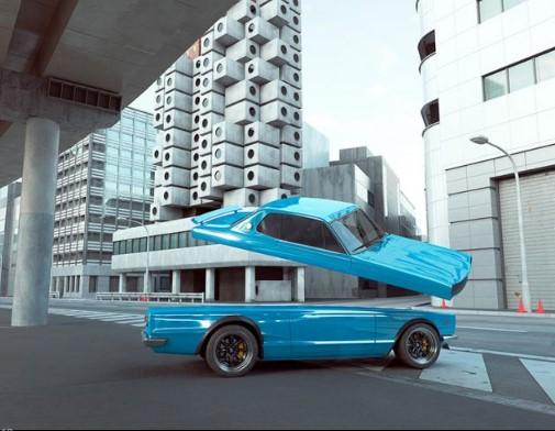Автомобильное искусство, от которого невозможно отвести взгляд 9