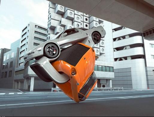 Автомобильное искусство, от которого невозможно отвести взгляд 10