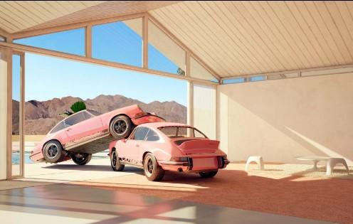 Автомобильное искусство, от которого невозможно отвести взгляд 1