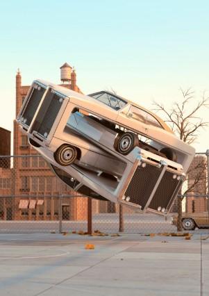 Автомобильное искусство, от которого невозможно отвести взгляд 3