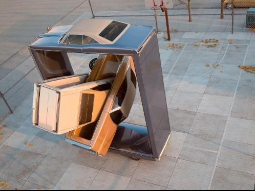 Автомобильное искусство, от которого невозможно отвести взгляд 4