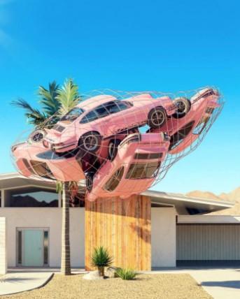 Автомобильное искусство, от которого невозможно отвести взгляд 5