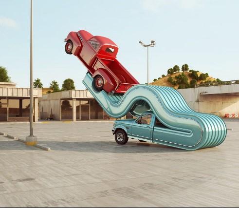 Автомобильное искусство, от которого невозможно отвести взгляд 8
