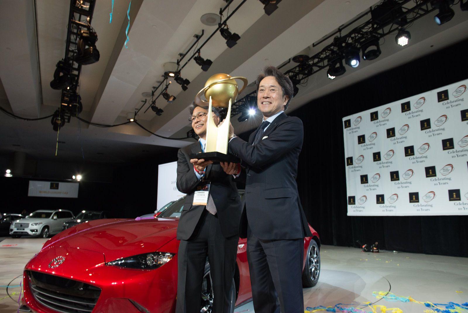 Премию «Всемирный автомобиль года» расширили новой номинацией 1