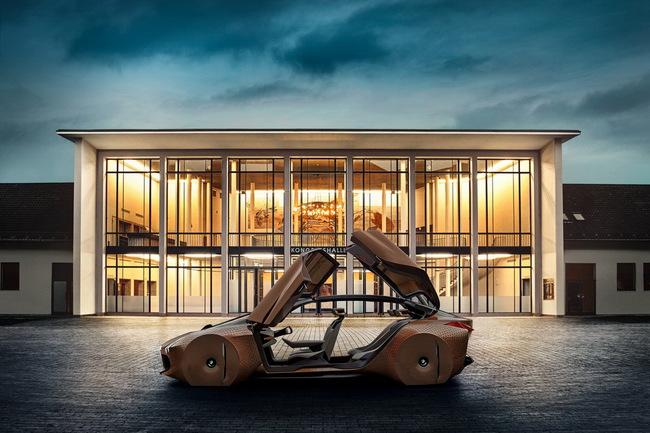 Компания BMW показала умопомрачительный концепт 2