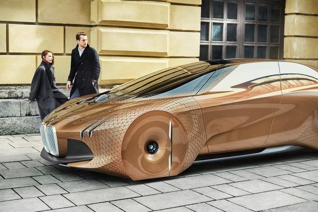 Компания BMW показала умопомрачительный концепт 1