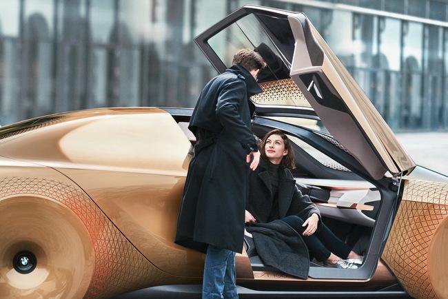 Компания BMW показала умопомрачительный концепт 3