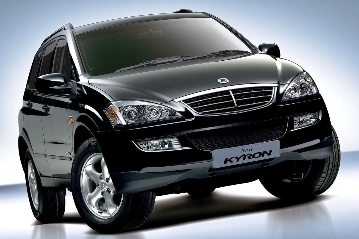 Автомобильный бренд SsangYong уходит из России 2