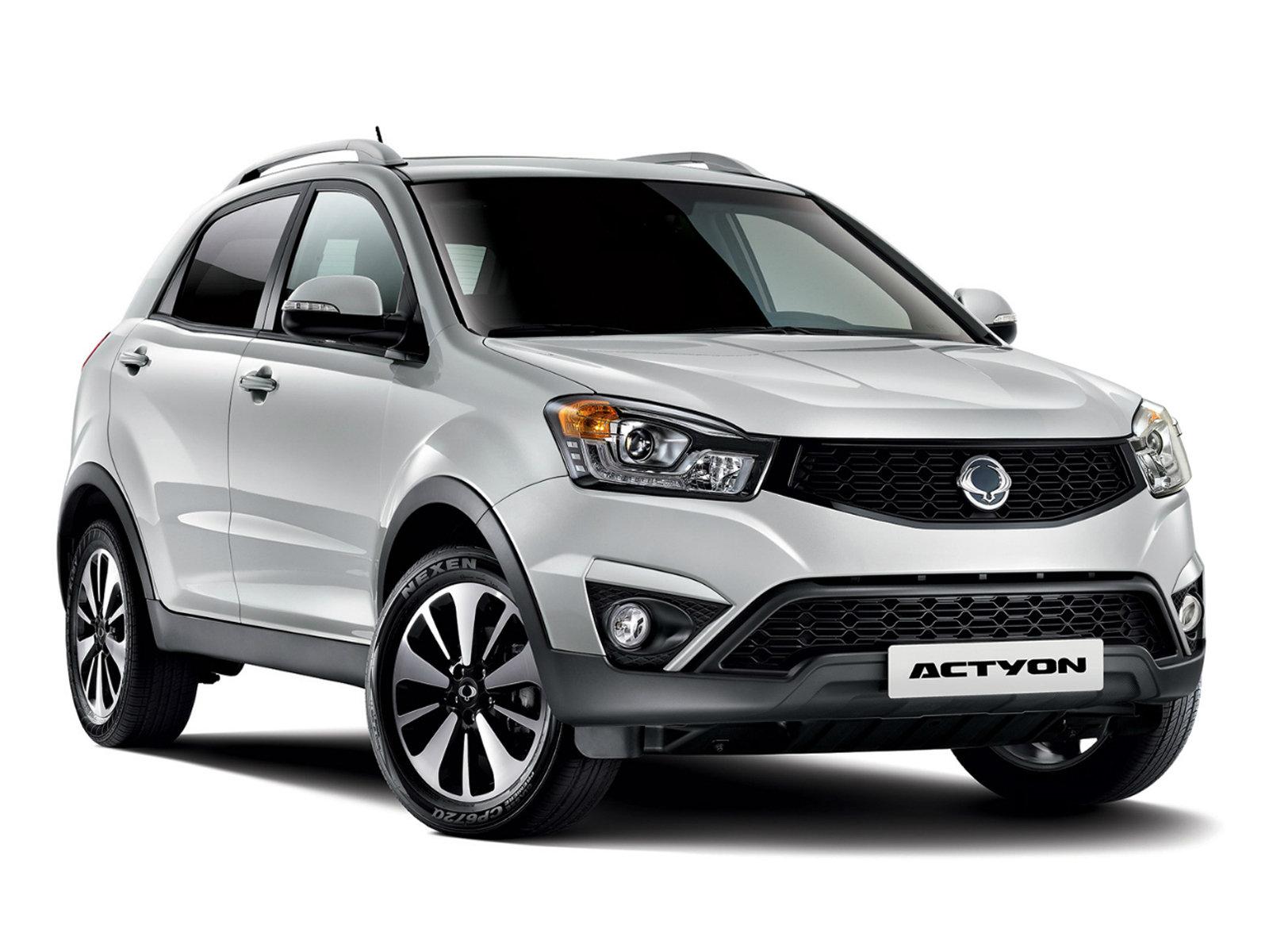 Автомобильный бренд SsangYong уходит из России 1
