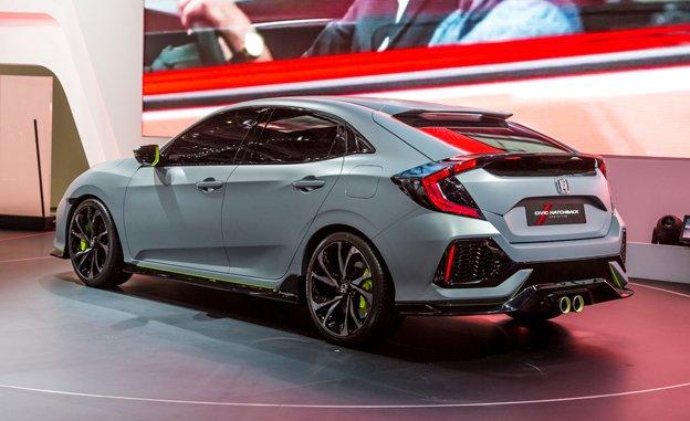 Honda Civic получил 1,0 литровый двигатель 2