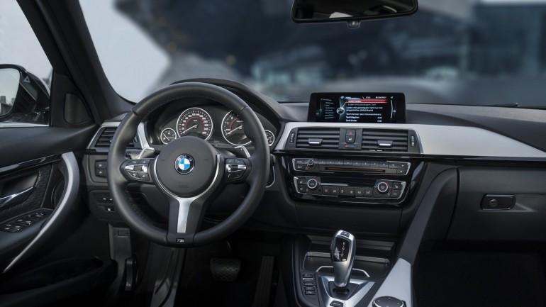 Компания BMW представит новую модификацию гибрида 330e 3