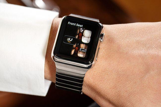 Специальное приложение позволит открывать и заводить автомобили Bentley с помощью Apple Watch 1