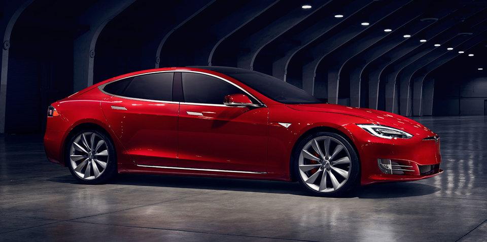 Tesla расширит модельный ряд новой версией Model S 1