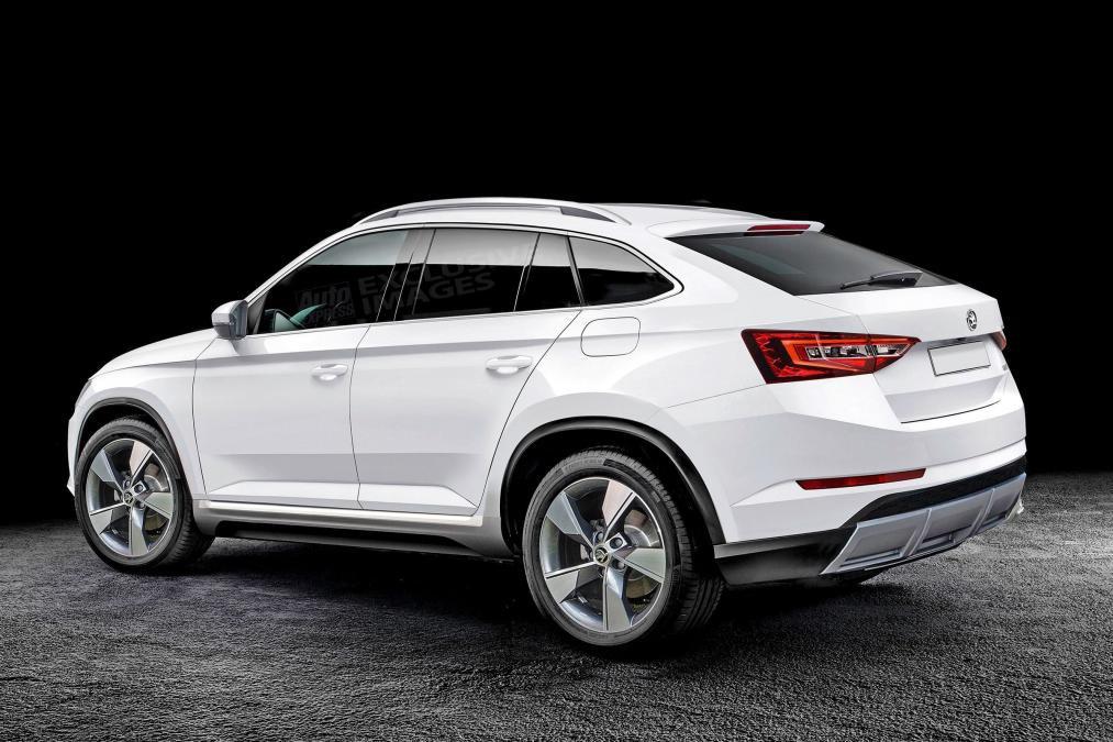 Новое внедорожное купе Skoda: руководство компании подтвердило выпуск 1