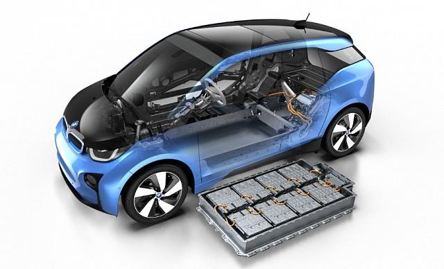 Запас хода электрокара BMW i3 будет увеличен на 50% 1