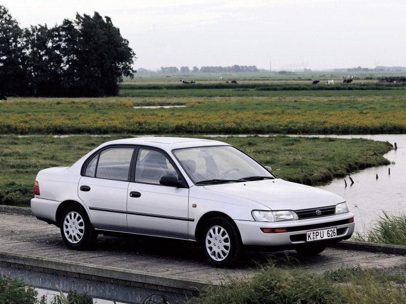 В Европе выпущен 10-миллионный автомобиль Toyota 1