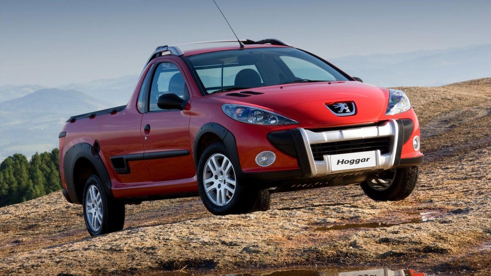 Альянс Peugeot Citroen построит пикап 1