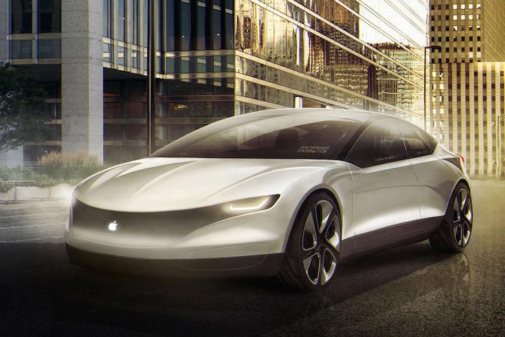 Сколько будет стоить электромобиль от компании Apple 1